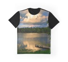Peaceful  Graphic T-Shirt