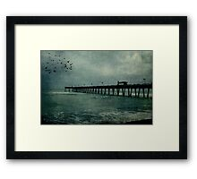 The Fourth Wave Framed Print