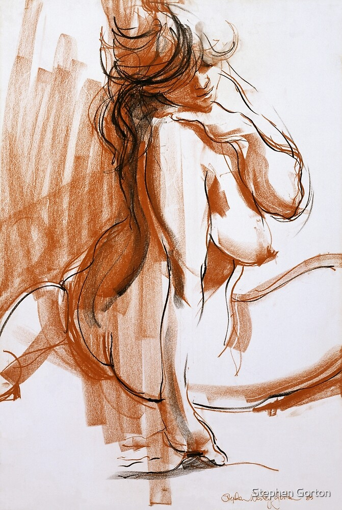 Voluptuous Figure by Stephen Gorton