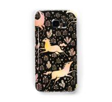 Marshmallow ponies Samsung Galaxy Case/Skin
