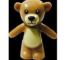 Lego Teddy Bear Photographic Print
