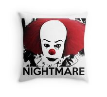 Pennywise - Your Worst Nightmare Throw Pillow