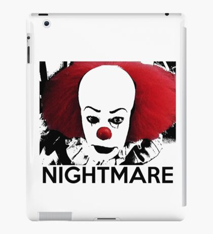 Pennywise - Your Worst Nightmare iPad Case/Skin