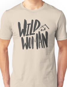 Wild Woman x Typography Unisex T-Shirt