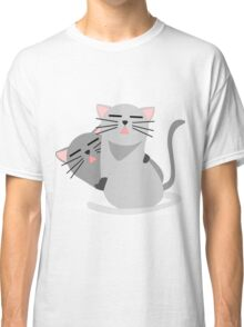 brother-Cat Classic T-Shirt