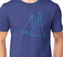 segeln Unisex T-Shirt