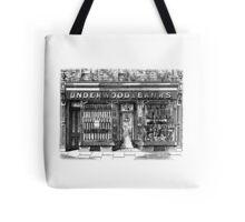 Underwood & Banks Tote Bag