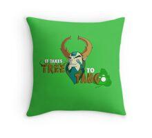 Nature's Prophet Dota 2 Throw Pillow