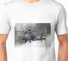 AgustaWestland Apache AH1 & AW159 Wildcat HMA2 Helicopters Unisex T-Shirt