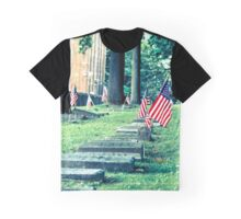 Bethlehem, PA: Laid to Rest at God's Acre Graphic T-Shirt