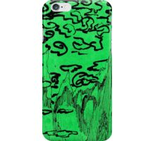 Green Mountains iPhone Case/Skin