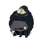 Samwell Tarly  by JhallComics