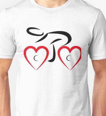 Radsport Unisex T-Shirt