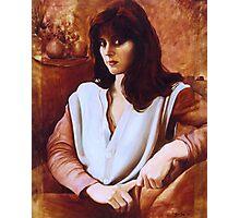 Portrait of the Bride - Maria de Casa Anita Photographic Print