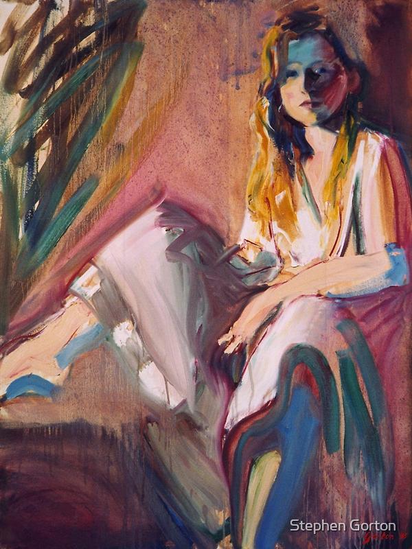 The Jazz Singer by Stephen Gorton