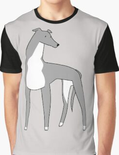 Italian Greyhound Graphic T-Shirt
