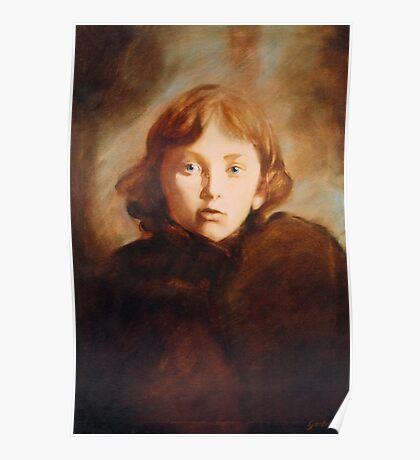 Girl in Venice Poster