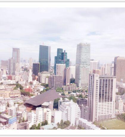 Tokyo View Sticker