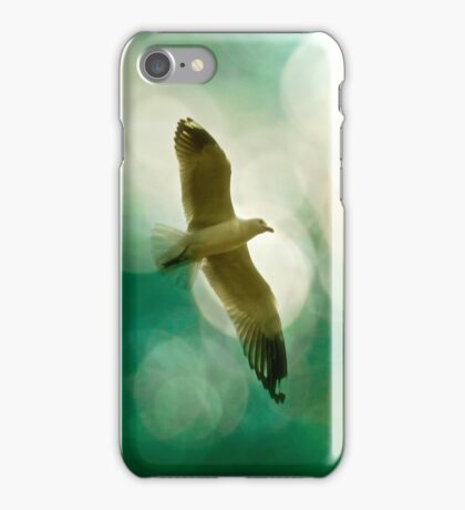 Flight of the Seagull iPhone Case/Skin