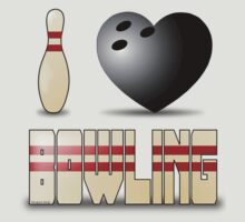 I love bowling - ball by pokingstick