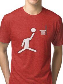 Slam Dunk - head in the game Tri-blend T-Shirt