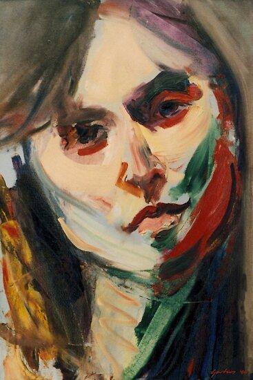 Janine by Stephen Gorton