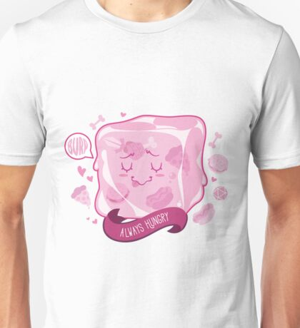 Hungry Cube Unisex T-Shirt