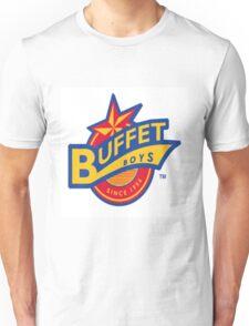 Buffet Boys Logo Unisex T-Shirt