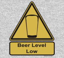 Beer Level Low Kids Clothes