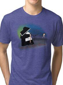 Nun - Suffer the Little Children Tri-blend T-Shirt