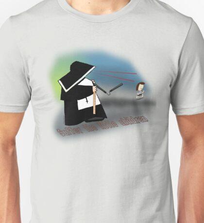 Nun - Suffer the Little Children Unisex T-Shirt