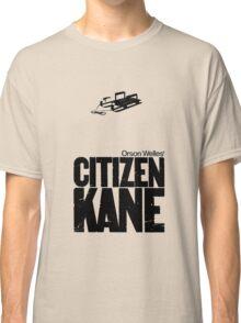 Orson Well's Citizen Kane  Classic T-Shirt
