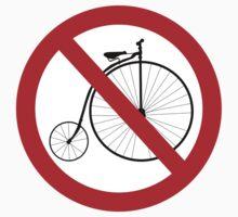 Ban olde-timey bikes Kids Clothes
