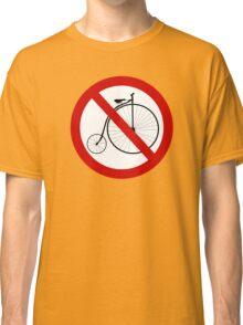 Ban olde-timey bikes Classic T-Shirt