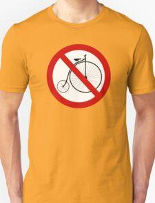 Ban olde-timey bikes T-Shirt