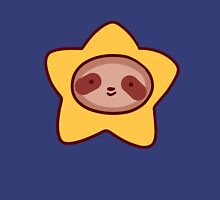 Star Sloth Face Unisex T-Shirt