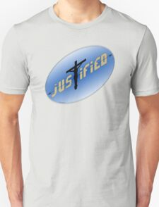 Justified by Faith T-Shirt