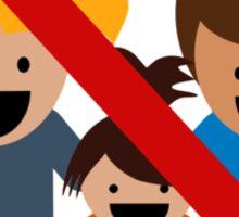 No Kids! Sticker