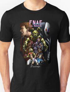 FNAF the Musical Unisex T-Shirt