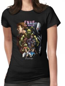 FNAF the Musical Womens Fitted T-Shirt