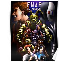 FNAF the Musical Poster