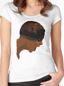 IMPERATOR FURIOSA Women's Fitted Scoop T-Shirt