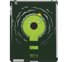 King Worm iPad Case/Skin