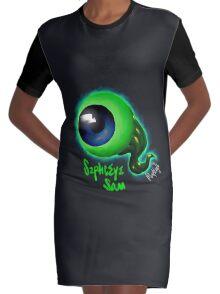 SepticEyeSam   JackSepticEye Graphic T-Shirt Dress