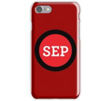 Socialist Equality Party iPhone Case/Skin