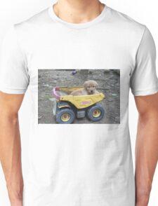 Ramses Tonka Truck Fun Unisex T-Shirt