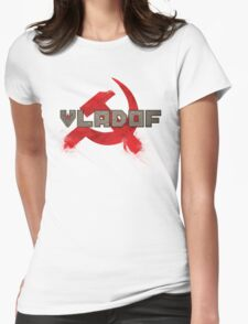 Vladof Nadsat (Without Text) Womens Fitted T-Shirt