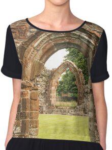 Arches Chiffon Top