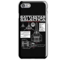 BATTLESTAR GALACTICA COLONIAL VIPER iPhone Case/Skin