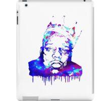 notorious big  iPad Case/Skin